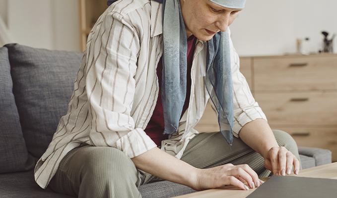 Incapacidad laboral y cáncer de mama